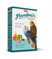 Комплексный корм для волнистых попугаев Grandmix Cocorite