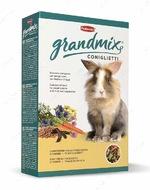 """""""Grandmix Coniglietti"""" комплексный сбалансированный корм для кроликов"""