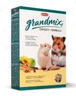 Комплексный корм для хомяков и мышей Grandmix Criceti