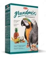 Комплексный корм для крупных попугаев Grandmix Pappagalli