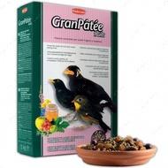 Универсальный корм для насекомоядных и плодоядных птиц Granpatee Fruits