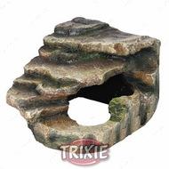 Грот со ступеньками Corner Rock with Cave and Platform