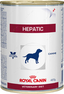 Лечебная диета для собак при заболеваниях печени Hepatic Canine Cans