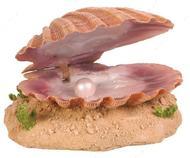 """Грот """"Морская раковина с жемчужиной"""", 15 см"""