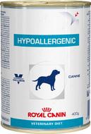 Лечебная диета для собак при пищевой аллергии или непереносимости HYPOALLERGENIC CANINE WET