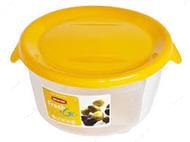 """Емкость для пищевых продуктов пластиковая """"FRESH&GO"""" №11,  0,5 литра"""