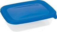 """Емкость для пищевых продуктов пластиковая """"FRESH&GO"""" №2,  1 литр"""