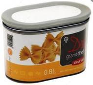 """Емкость для сыпучих продуктов пластиковая """"GRAND CHEF"""" №1, 0,8 литра"""