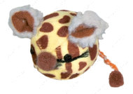 Игрушка для кошек мышь-мячик Assortment Mouse Balls