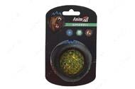 Игрушка для собак LED-мяч светящийся AnimAll GrizZzly 9642