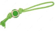 Игрушка для собак Взрывной кубик на веревке CROCI