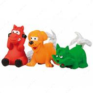 """""""TOYS"""" Игрушка для собак  жеребенок, собака, кот с хвостиком"""