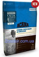 """""""Cobb Chicken & Greens"""" Сухой корм для собак всех пород и всех стадий жизни"""