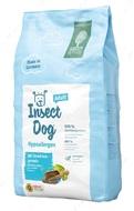 Полнорационный гипоаллергенный корм для собак с протеином насекомых Green Petfood Insect dog Adult Hypoallergen