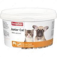 Минеральная добавка для щенков и котят Junior Cal