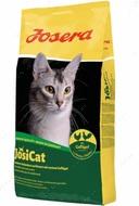 Сухой корм Йозера для кошек с мясом домашней птицы JosiCat mit Geflügel