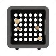 Игровой кубик для котов и кошек темно-серый KITTY KASA RECREATION