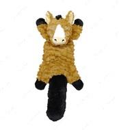 Мягкая игрушка лошадка для собак FAT TAIL Horse