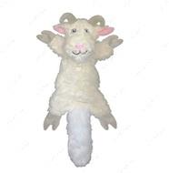 Мягкая игрушка козлик для собак FAT TAIL Goat