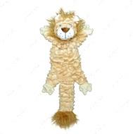 Мягкая игрушка лев для собак FAT TAIL Lion