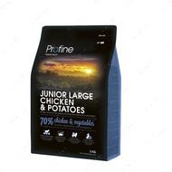 Сухой корм для щенков крупных пород с курицей и картофелем JUNIOR LARGE CHICKEN & POTATOES