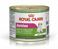 Консервированный корм для щенков всех пород JUNIOR