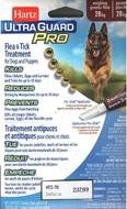 Капли от блох,блошиных яиц, личинок, клещей, комаров для собак свыше 27 кг - защита на 30 дней Hartz Ultra Guard Pro Flea&Tick Drops for Dogs and Puppies 5 в 1