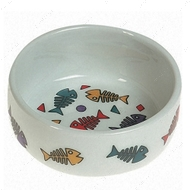 Миска для кошек Color Fish