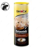 """""""Katzentabs mit Wild und Biotin"""" Витамины с дичью и биотином для кошек"""