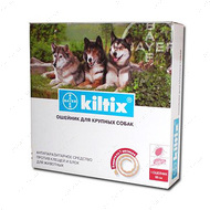 Килтикс ошейник от блох и клещей для собак