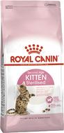Корм для стерилизованных котят до 12 месяцев Kitten Sterilised
