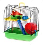 Клетка для мышей и хомяков GRIM II color
