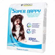 Пеленки для собак Super Nappy CROCI