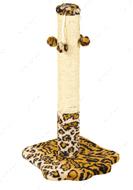 Когтеточка - дряпка  для кошек Лапка Бубон Д04