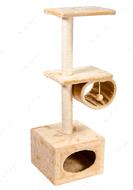 Когтеточка - дряпка  для кошек Домик  Д22