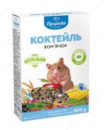 Коктейль Хомячок корм мелких грызунов