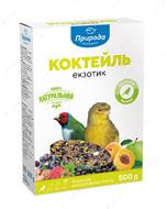 Коктейль Экзотик корм для экзотических птиц