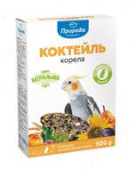 Коктейль Корелла корм для средних попугаев