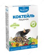 Коктейль Крыска корм для декоративных крыс