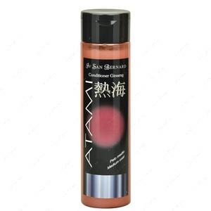 Кондиционер для средней шерсти Ginseng Atami line