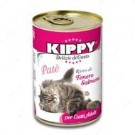 "Консервы для кошек, с лососем ""Pâté rich in tender salmon"""