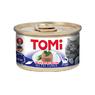 Консервы для котов мусс ТОМИ ТУНЕЦ TOMi Tuna