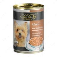 Консервы для собак Индейка с печенью Edel Dog Mit Truthahn und Leber