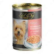 Консервы для собак Три вида мяса Edel Dog Mit 3 Sorten Geflugel