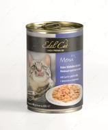 Консервы для котов с лососем и форелью Edel Cat Mit Lachs und Forelle