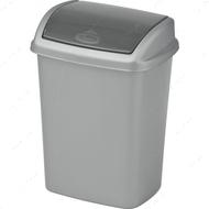 """Контейнер для мусора пластиковый """"DOMINIK"""" №1, 10 литров"""