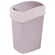 """Контейнер для мусора пластиковый """"FLIP BIN"""" №3, 50 литров"""