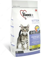 Сухой корм для котят с курицей Kitten Healthy Start