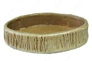 Кормушка - поилка из керамики для грызунов, маленькая