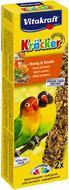 Крекер для африканских попугаев с медом